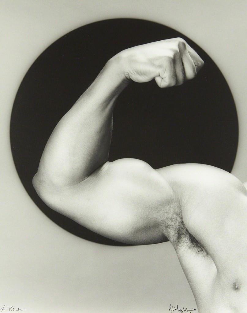 Vibert Williams , 1984 by Robert Mapplethorpe.