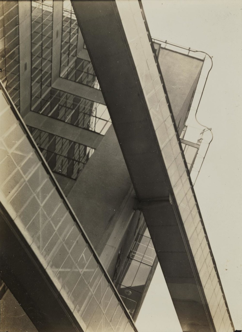 Chernyakhovsk's architecture in 1930, photo by Iwao Yamawaki.