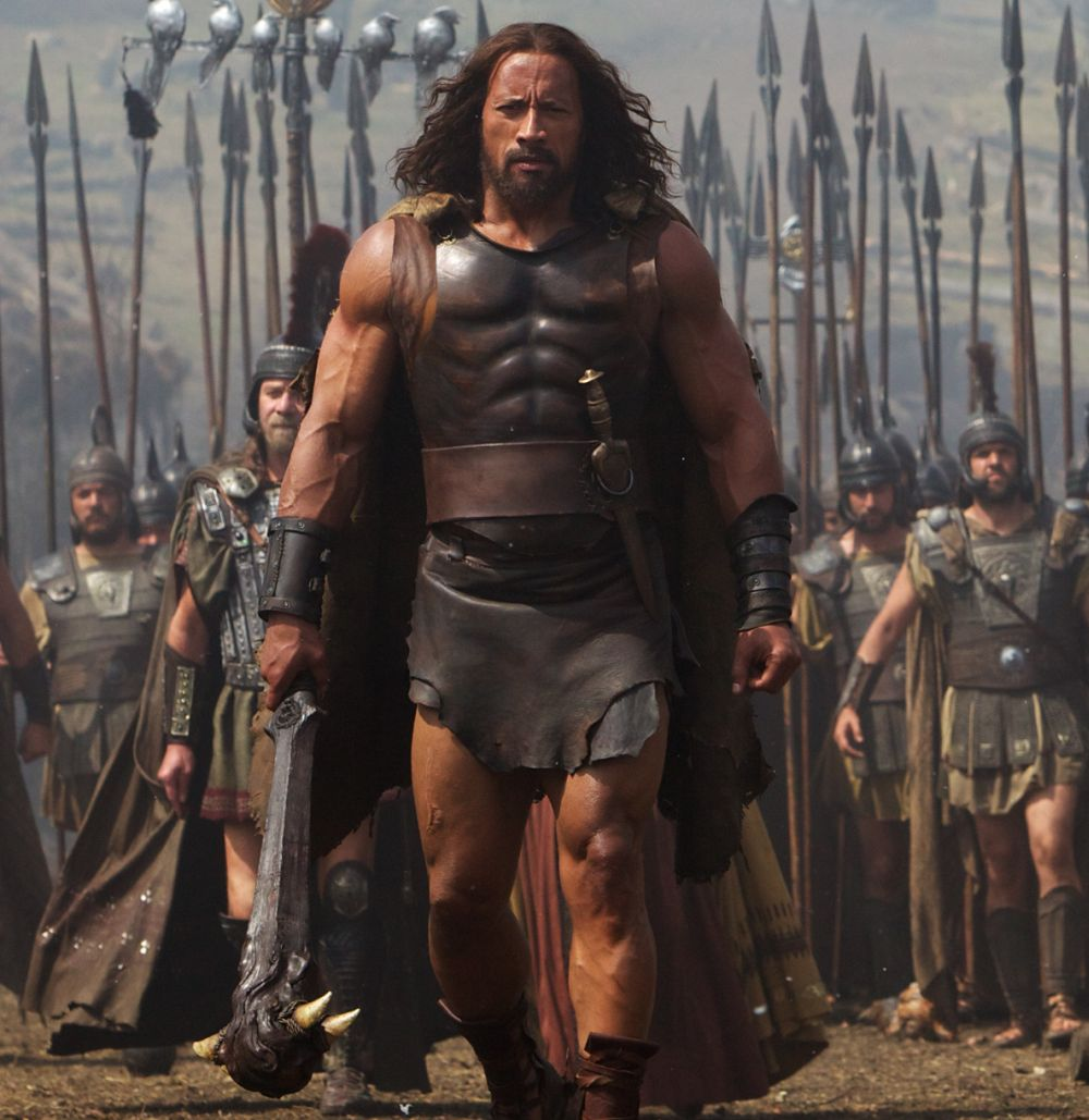 A still from 'Hercules' 2014, directed by Brett Ratner