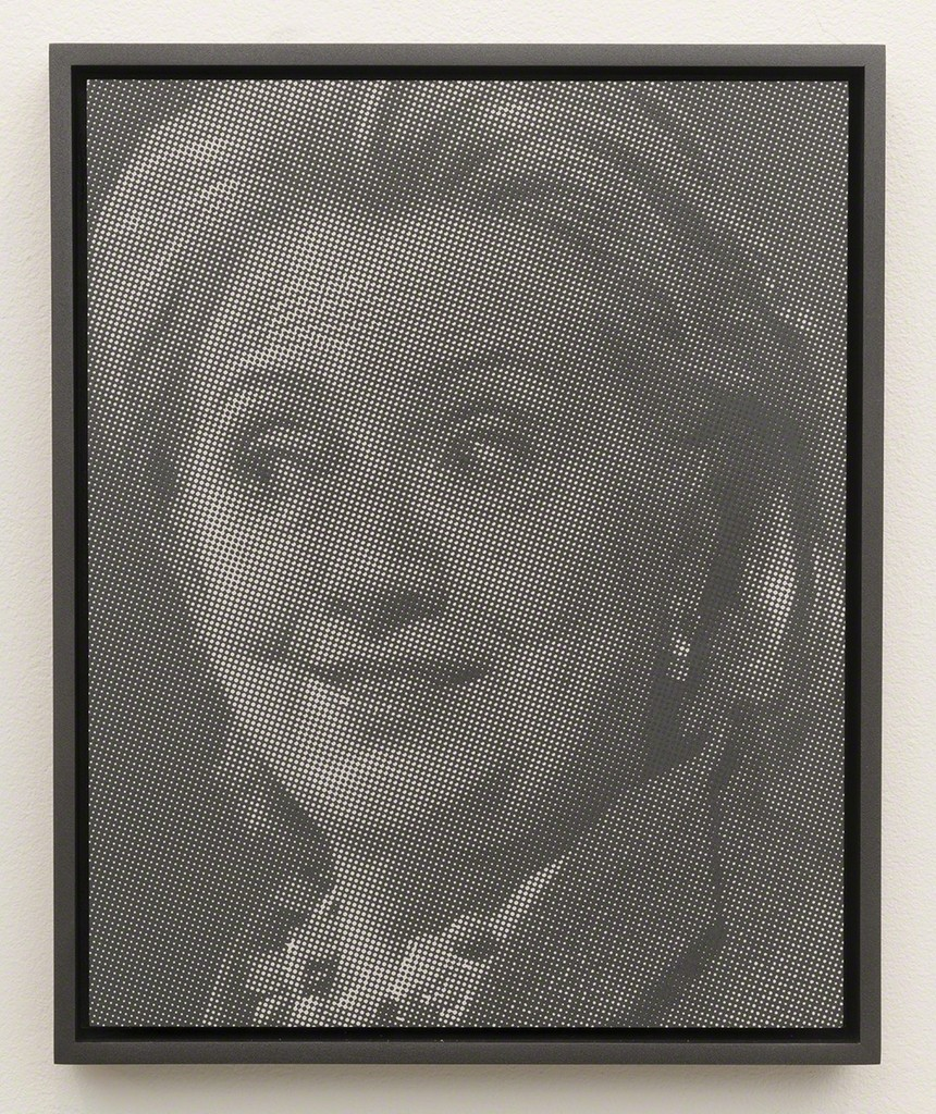 Clinton (Trump) , 2016 by Alfred Steiner.