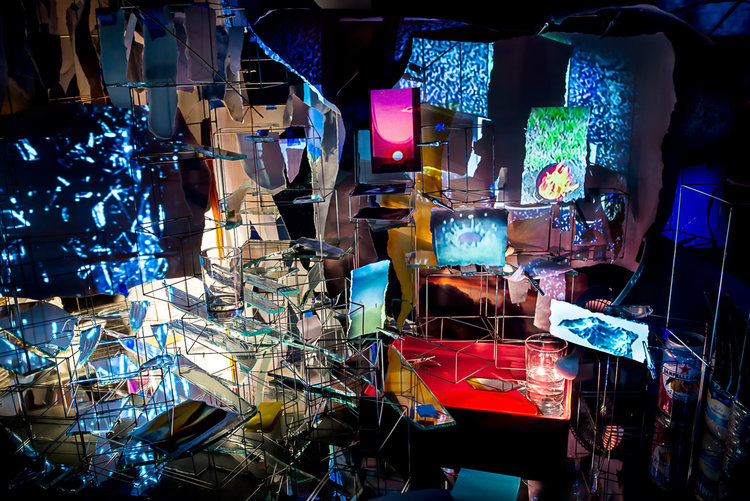 OF THIS OR ANOTHER TIME: SARAH SZE'S TIME KEEPER
