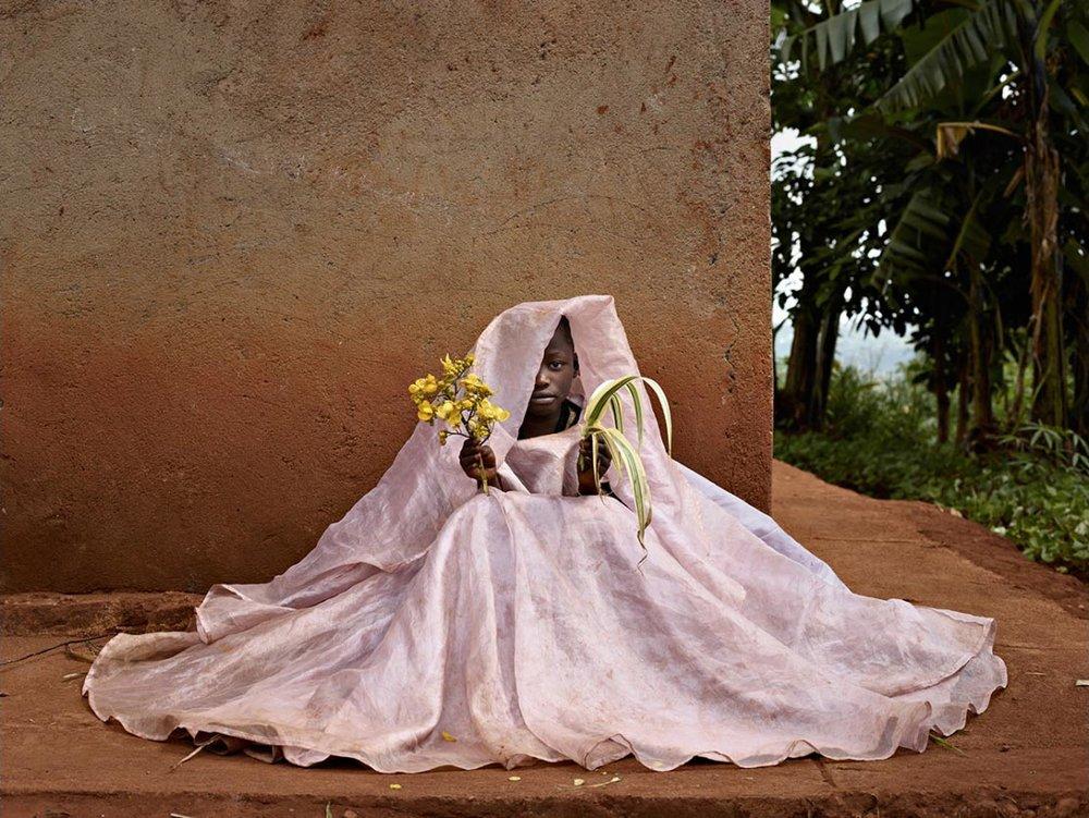 """From the series """"1994"""",Rwanda. Photo by Pieter Hugo, 2014."""
