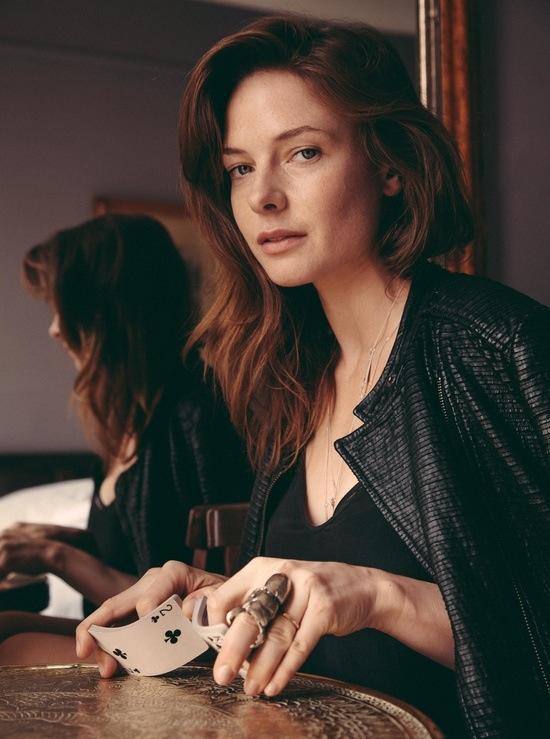 Rebecca Ferguson for  Nylon  Magazine.