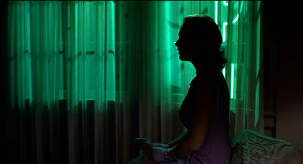 Stills from Alfred Hitchcock's Vertigo, 1997.