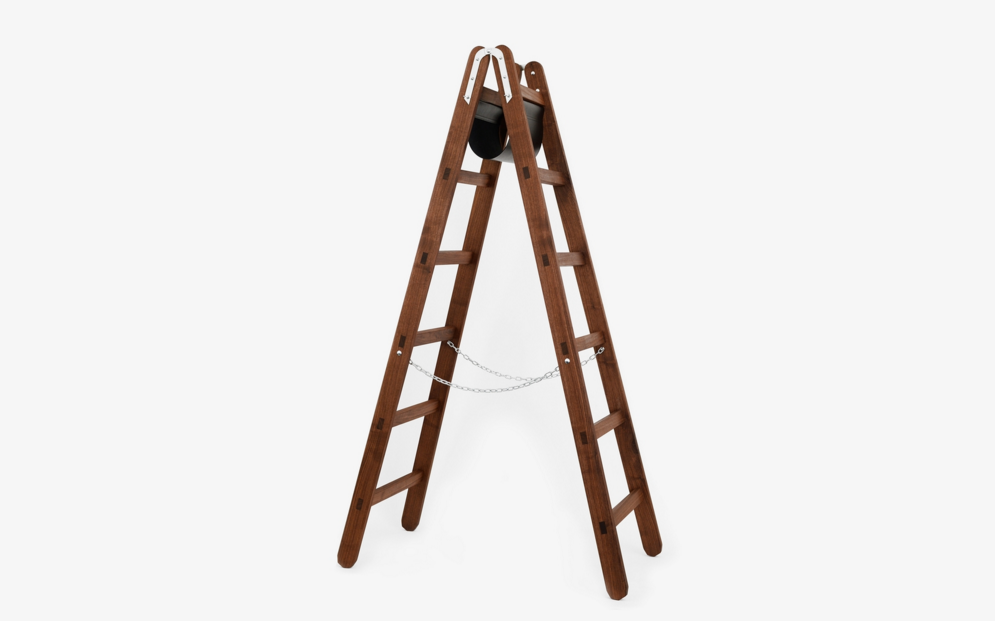 Wooden Ladder,  2015.