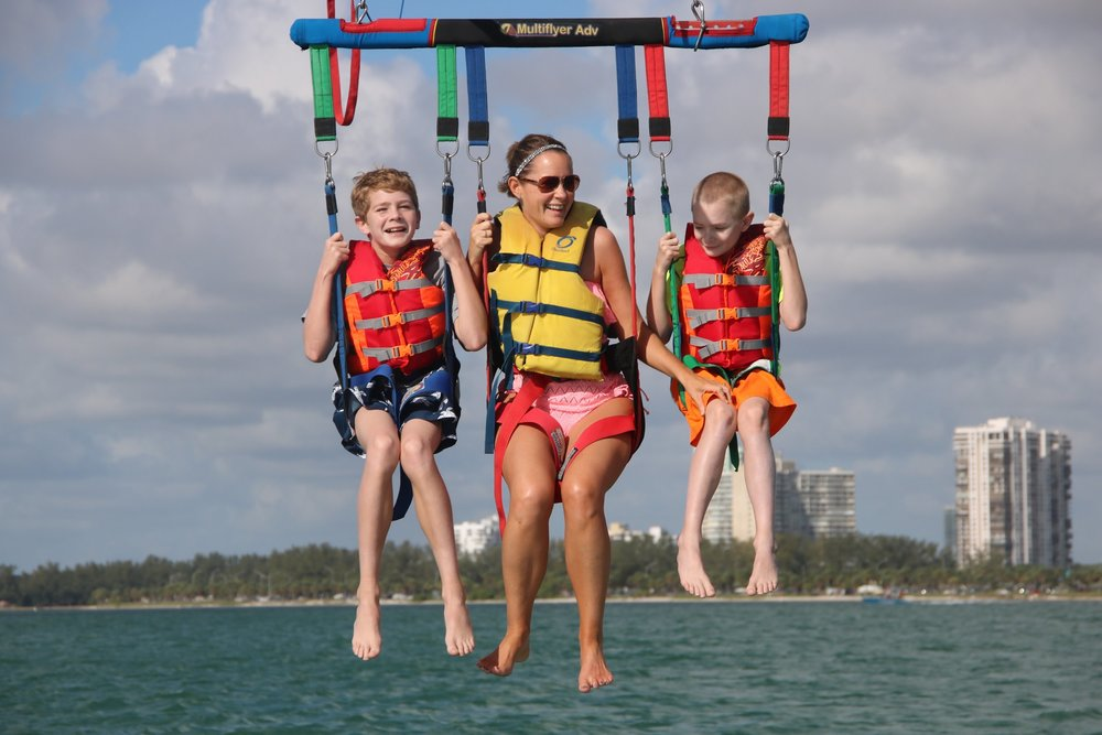 Safe and Fun for all ages     Book Now