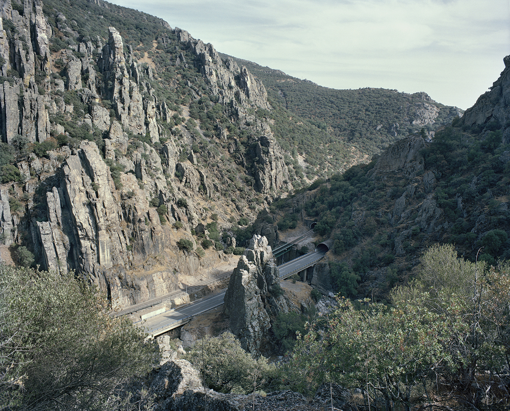 Gorge of Throwing Over the Dogs, 2015