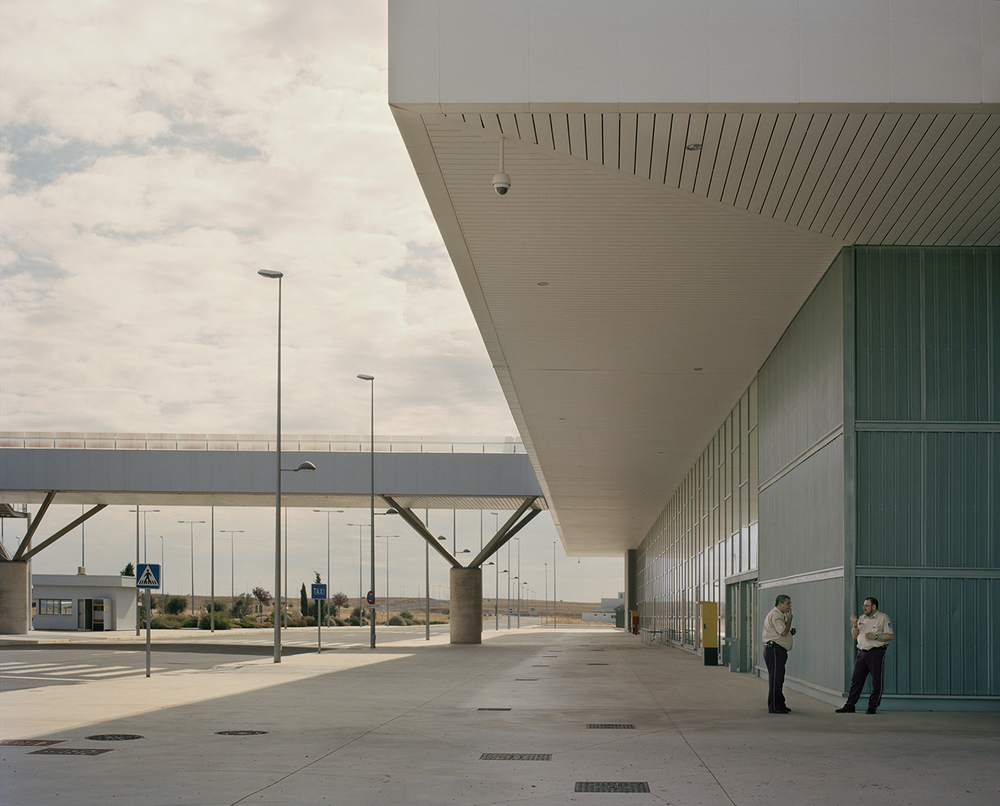 Don Quixote Airport, Ciudad Real, 2015