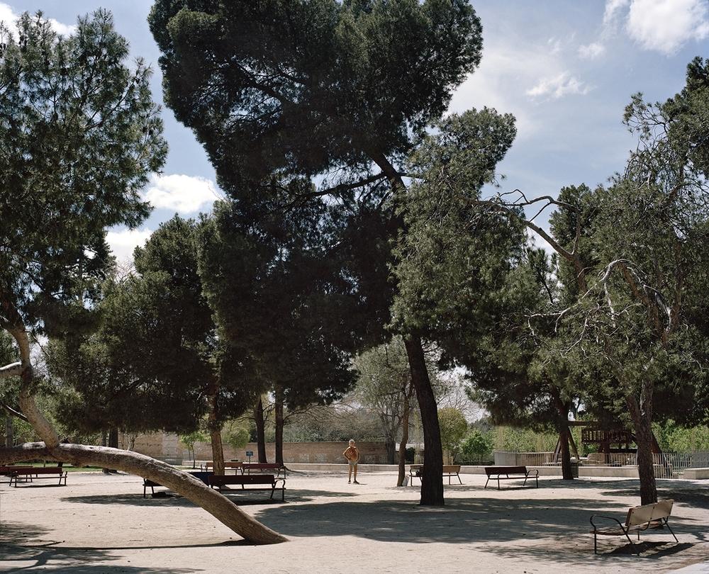 Parque de El Retiro, 2016