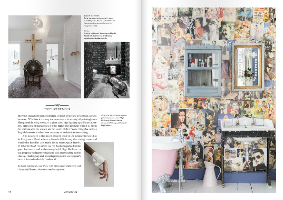 Guestbook Magazine, Issue 6 - 2014