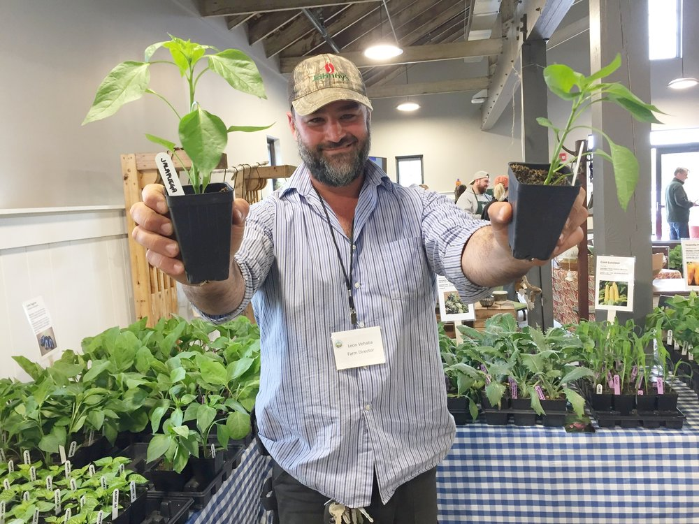 Grow what we grow   Open Farm and Plant Sale - May 5th & 12th   Learn More