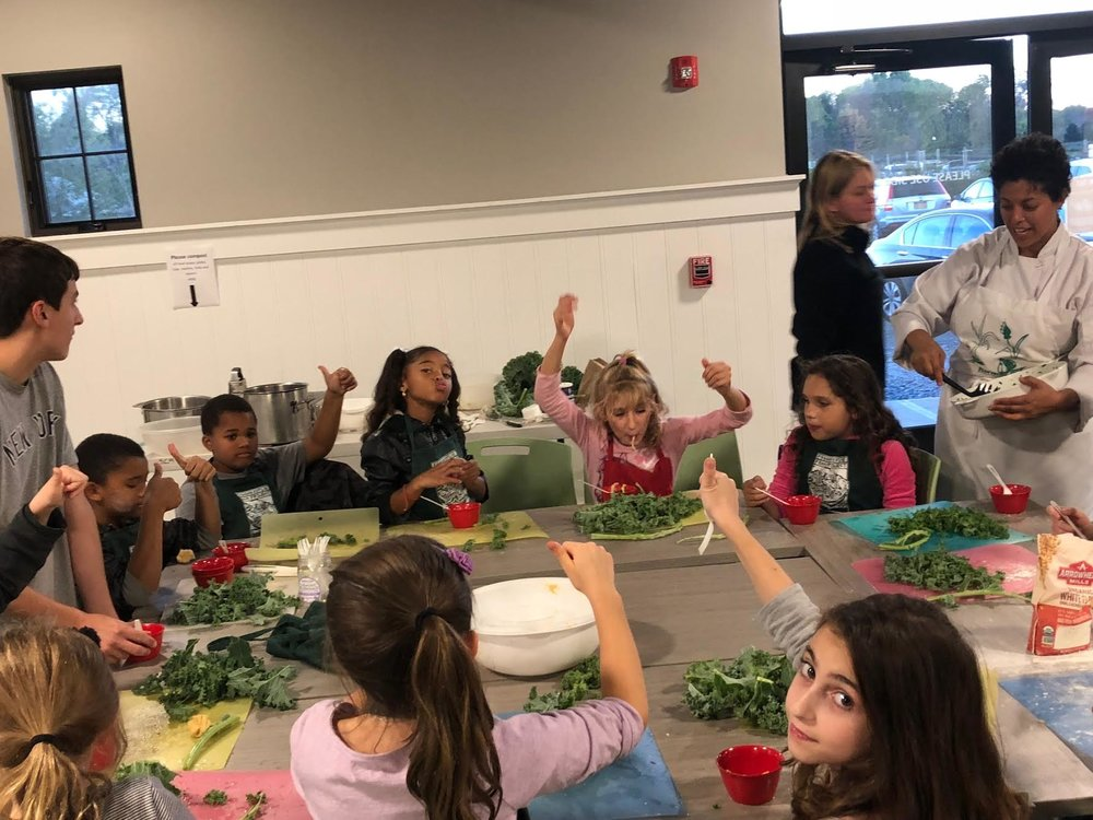 Have a budding chef?   We have empowering hands-on cooking classes   Join Junior Chefs