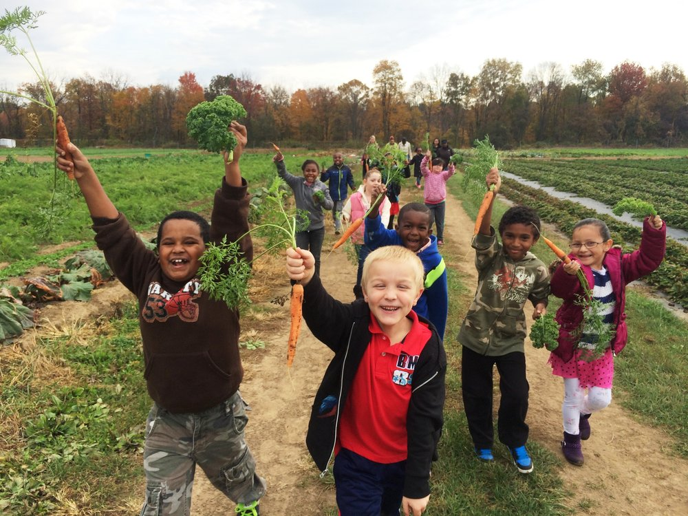Celebrate Farm to School   With Us!   Learn More