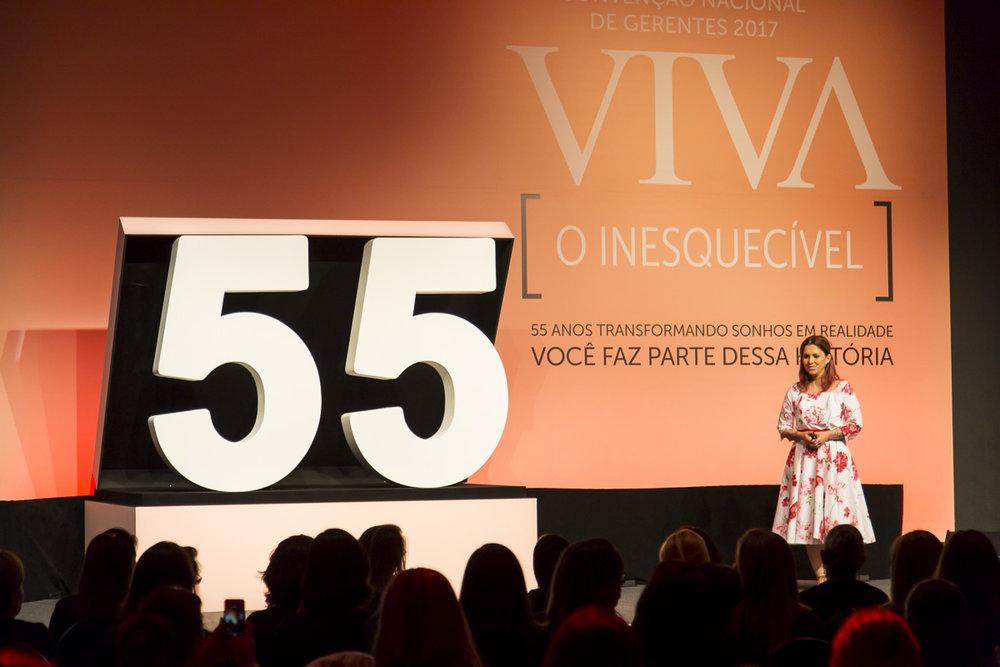 Convenção de Vendas para 300 mulheres no interior de São Paulo