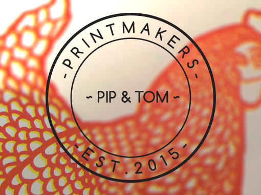 Traditional style prints and designswith a modern twistby Pip & Tom.