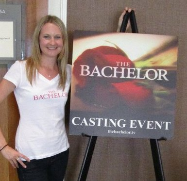 My first casting event, 2010