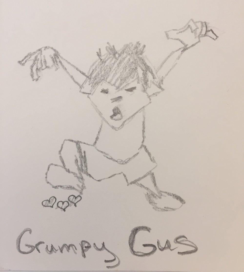Grumpy Gus 2017
