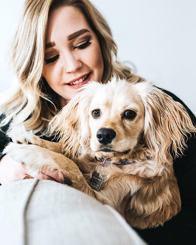Oh Remington ❤️ . . . . . #yycportraits #brandphotography #shopyyc #yyc #calgarybrandphotographer #yycbusiness #bossbabes #yycliving #yvr #yyz #entrepreneur #bblogger #girlboss #bossbabes #yycbrands #shoplocalyyc #style #lifestyleyyc #makeyousmilestyle #athomeintheworld #dogsyyc #dogselfie #puppydogeyes #furballfriday