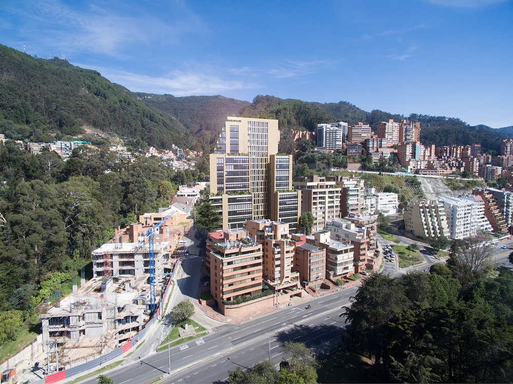 TYPE: RESIDENTIAL  CLIENT: ACOHEN  LOCATION: BOGOTÁ - COLOMBIA