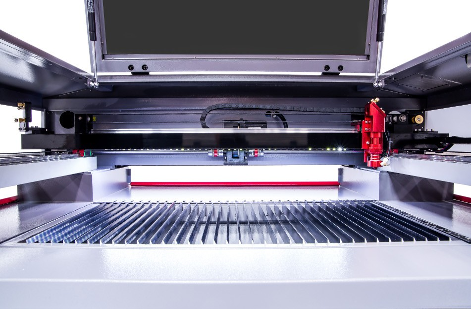 BOSS LS-1620 Laser Cutter and Accessories   $8,050  (1 each needed; $8,050 total)
