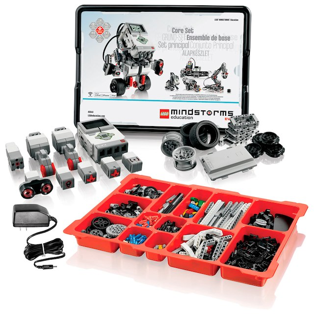 LEGO MINDSTORMS Kits   $412 (6 sets needed; $2,472 total)