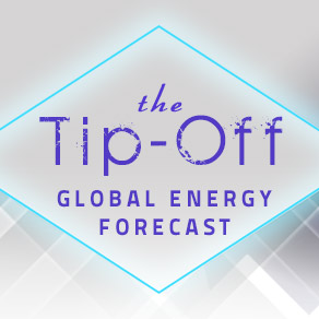 elizabeth peru the tip off global energy forecast