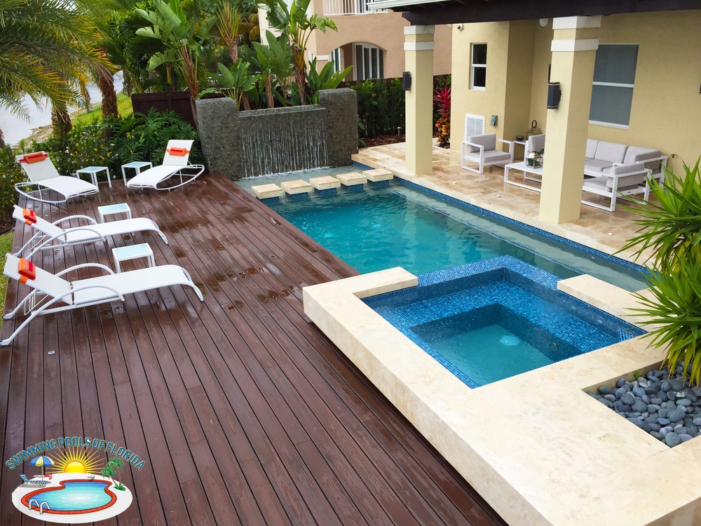 New pool construction swimming pools of florida for New pool construction