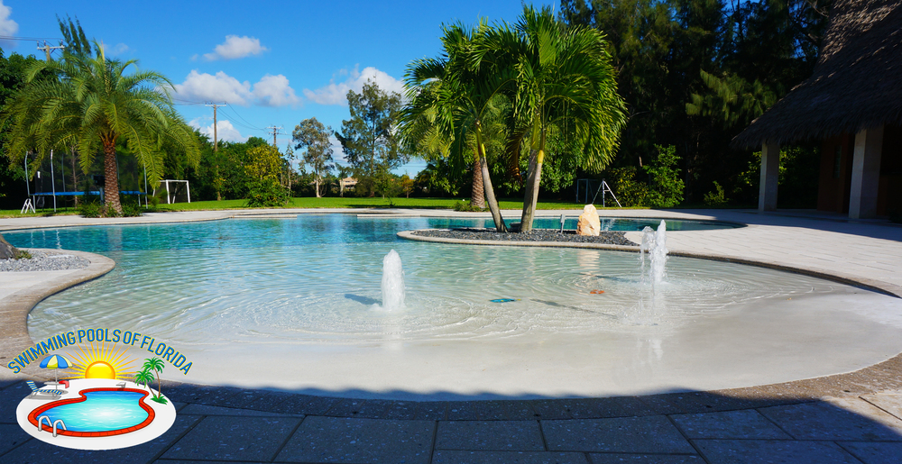 New pool construction swimming pools of florida for New pool installation
