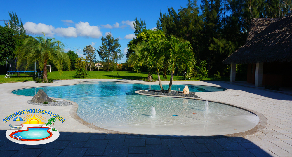 New Pool Construction Swimming Pools Of Florida