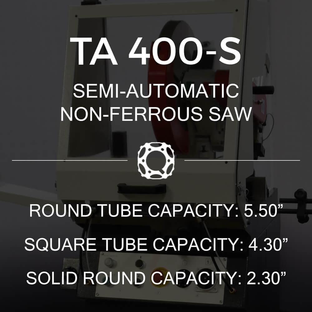 http://www.circularcoldsawblades.com/cold-saws/ta-400-s-semi-automatic-aluminum-cutting-saw