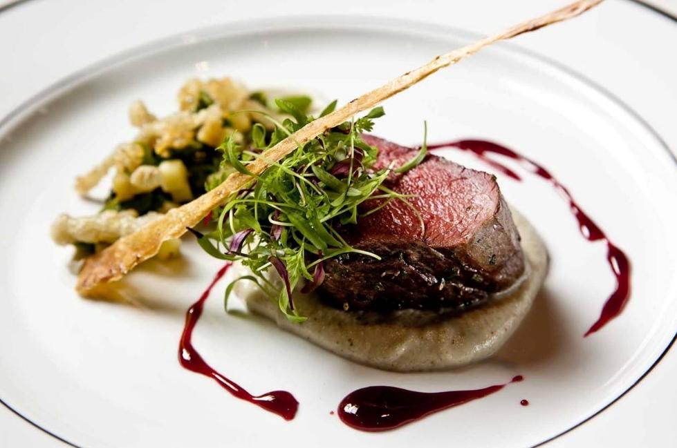 Expertly-prepared banquet menus