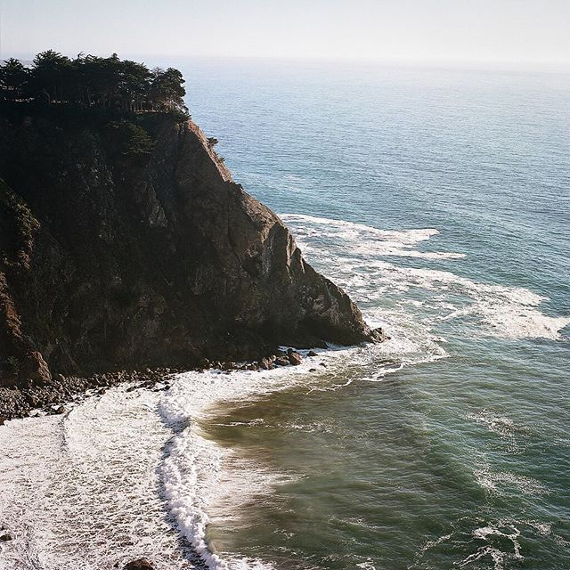 Breathe in... Exhale.... #hasselblad500cm #kodak #porta400 #filmphotographic #filmphotography #filmisnotdead #keepfilmalive #highwayone #california #westcoast #gobrokeshootfilm