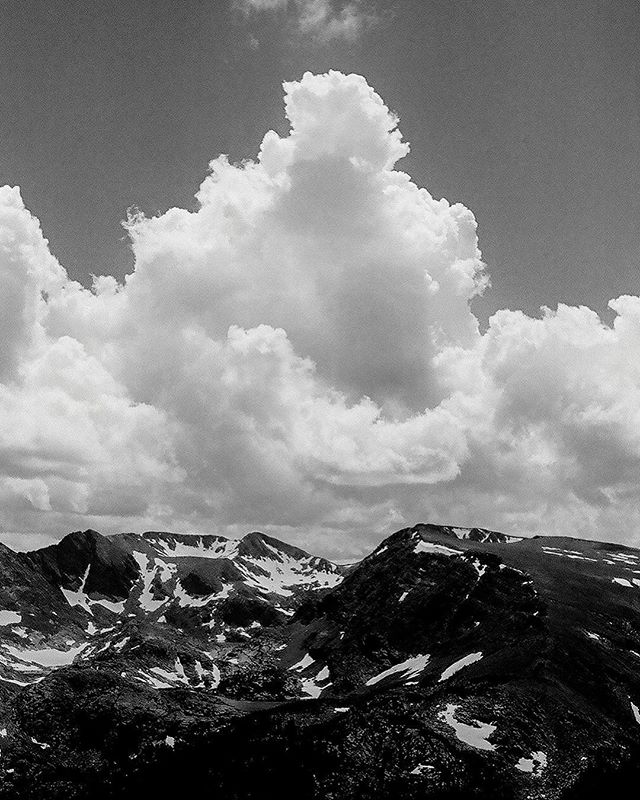A mountain can dream too #35mm