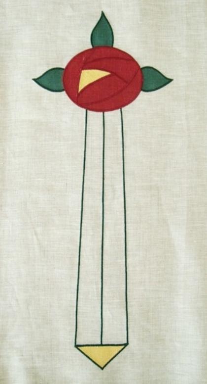 Berlin Rose, long