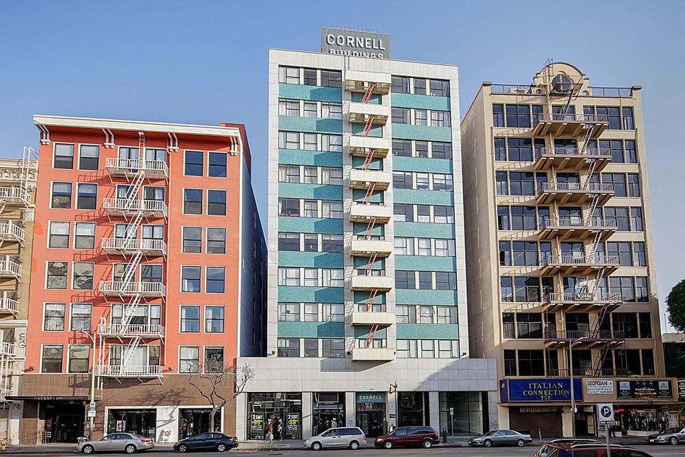 Cornell Buildings