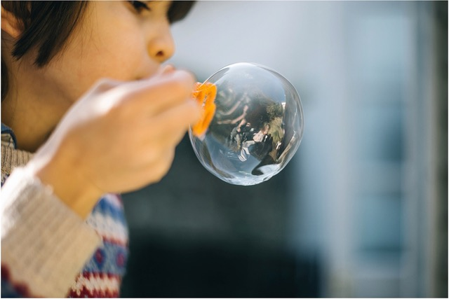 pexels soap bubble