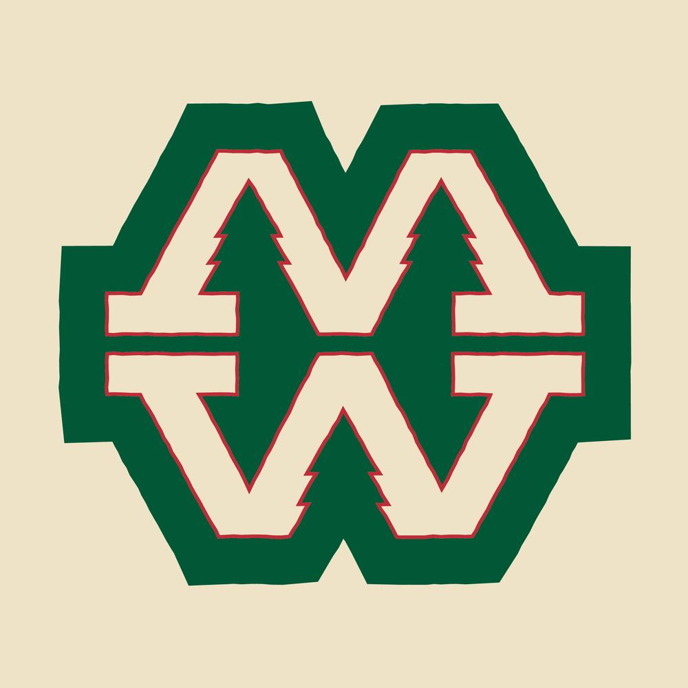 Minnesota Wild Vintage Logo
