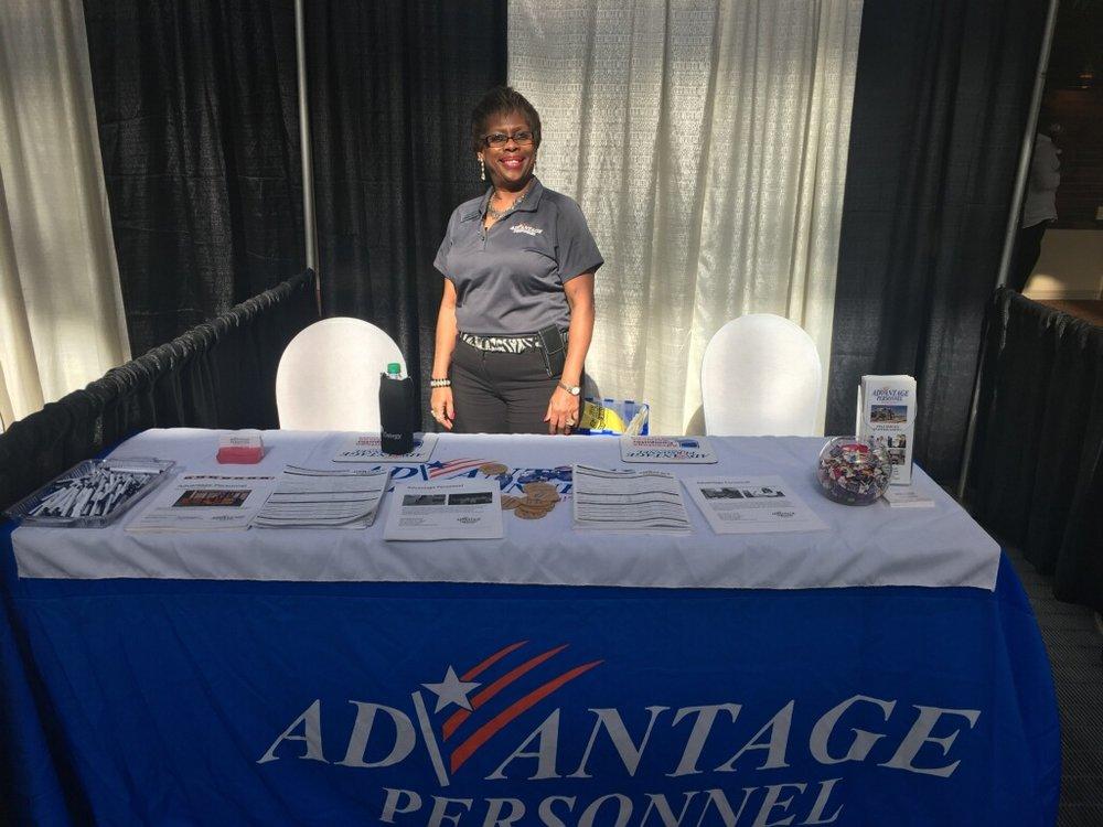 Cynthia Shelmire at Employer Business 2018 Job Fair.jpg