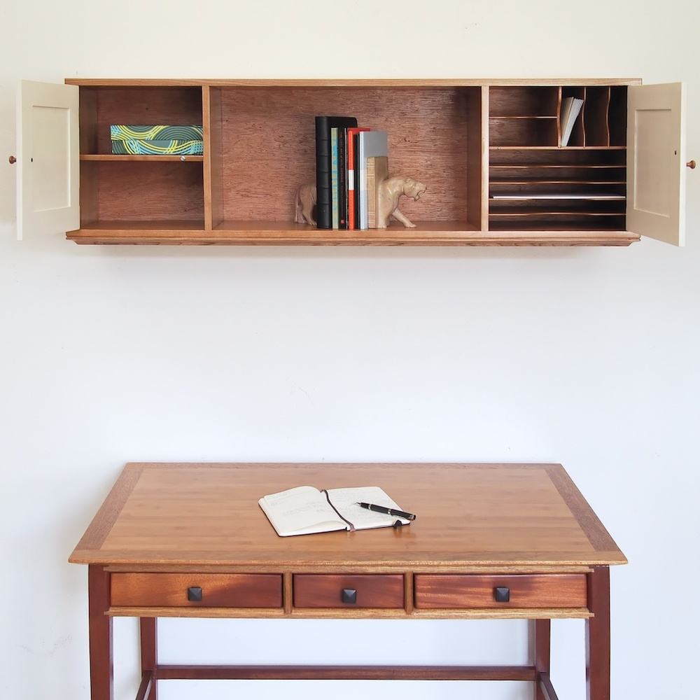 Wall Cabinet Joel Thomas Design Works