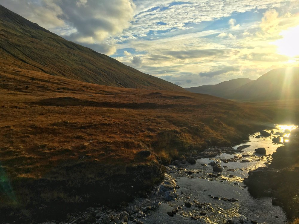 Views around The Fairy Pools