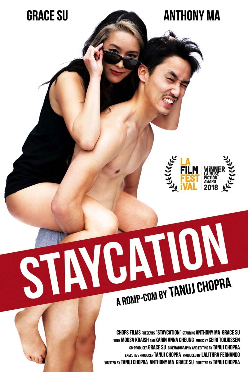 STAYCATION - Feature // Coming SoonWinner, Grand Jury Prize - LA Muse Fiction, Los Angeles Film Festival