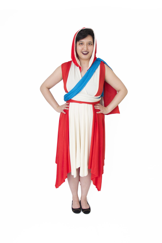 Champion Princess Inspired Convertible Dress