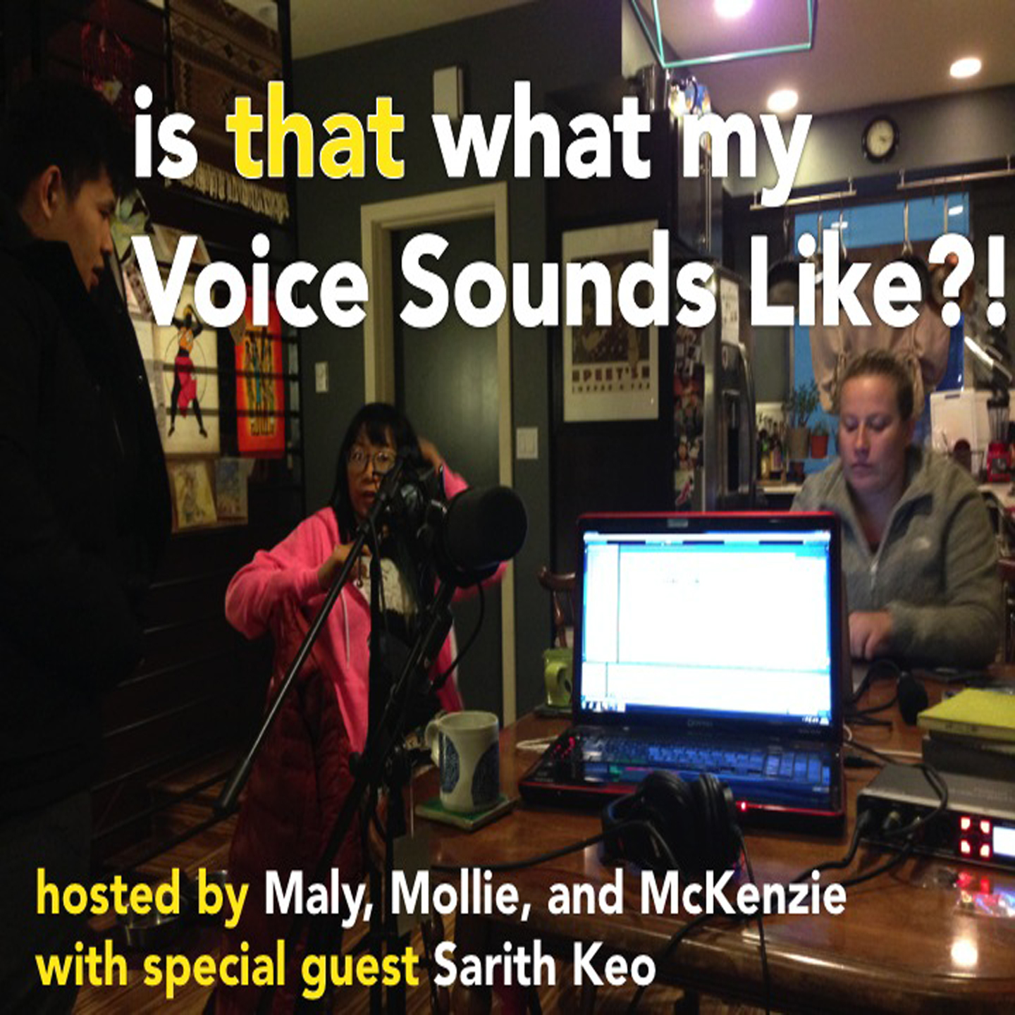 Is That What My Voice Sounds Like? - Mollie Bronwyn Price & Do Yon Kim Wedding