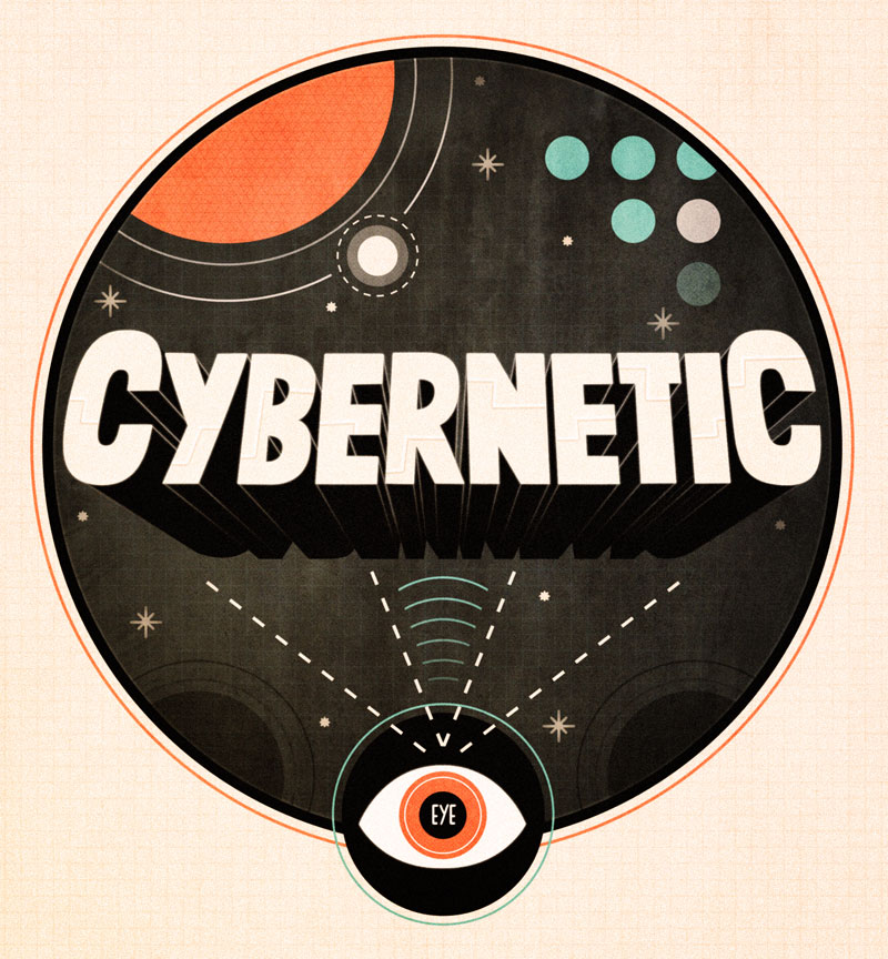 Cybernetic eye - www.mariannevincent.com