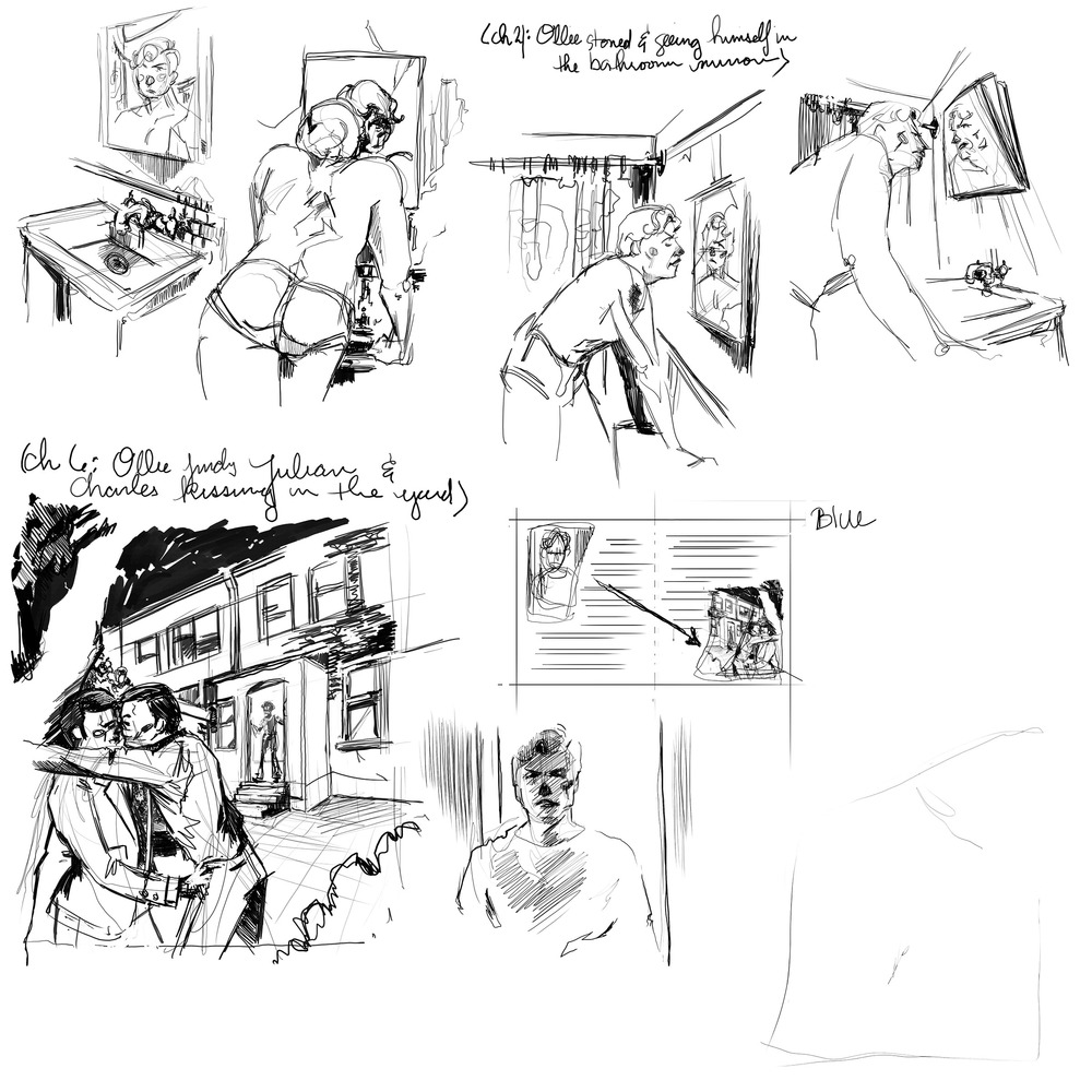concept thumbnailing for 'ollie'