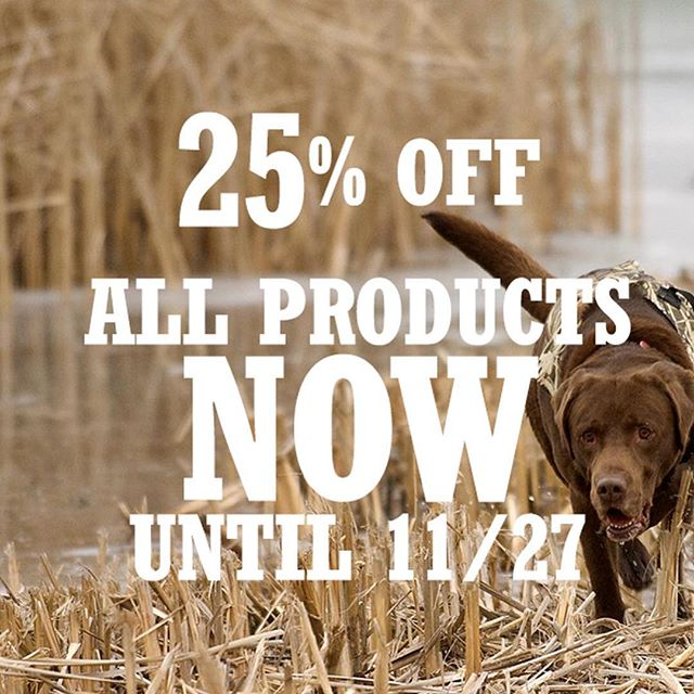 All products on our online store on SALE until 12/4! Check them out! #sale #hunting #blackfriday #cybermonday #stockingstuffers #christmas #gift #giftideas #shotgunshell
