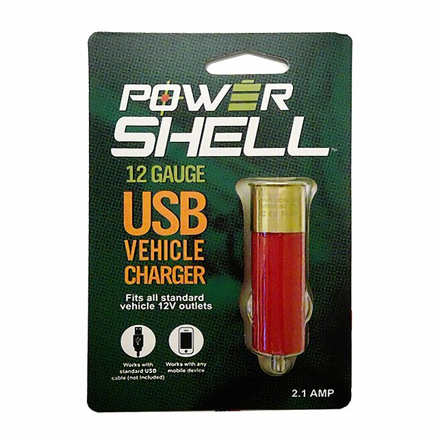 Check out our Power Shell car charger at our online store! #america #awesome #shotgunshell #hunt #hunting #cool #gift #giftideas #giftsforhim #giftsforher #blackfriday #cybermonday
