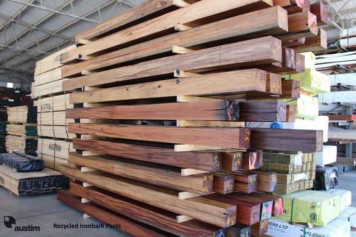 Recycled Timber Posts Amp Beams Perth Wa Austim