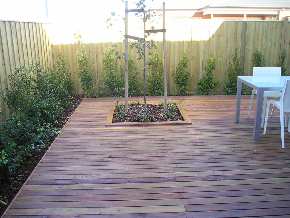 Timber decking perth wa merbau spotted gum jarrah for Which timber for decking