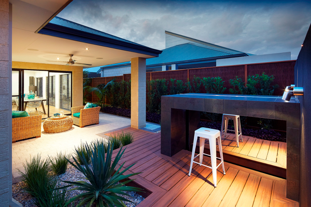 Trex Decking Perth - Tiki Torch